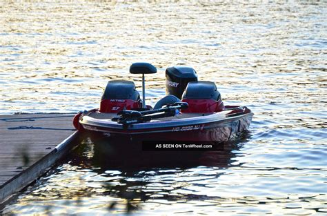 Nitro Z7 Bass Boat by Nitro Bass Boats Z7