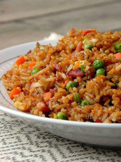 recettes de cuisine asiatique les 25 meilleures idées concernant riz sur