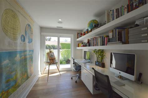 mid century home office designs decorating ideas