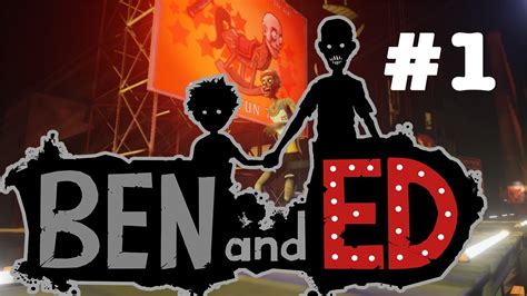 Make your way through a challenging obstacle course for the undead. LETS PLAY: Ben and Ed #1 - YouTube