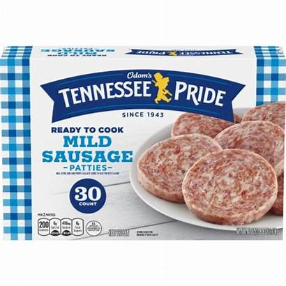 Sausage Pride Tennessee Patties Mild Odom Walmart