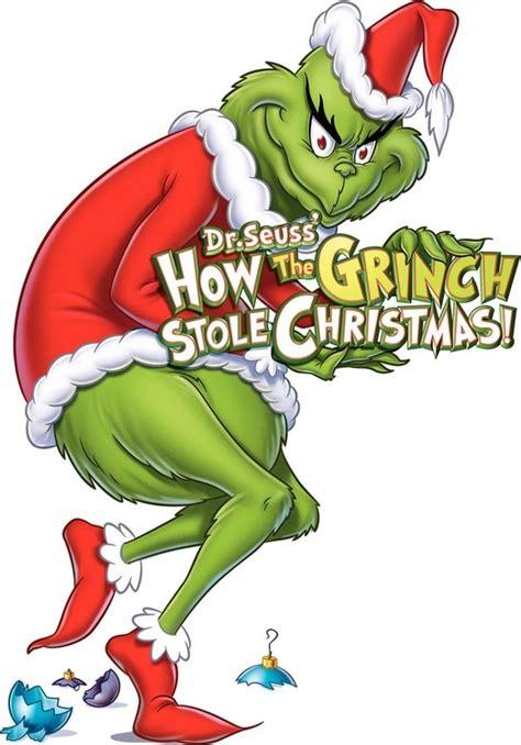dr seuss   grinch stole christmas