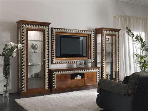 composizione mobili soggiorno composizione soggiorno mobili classici arredo salotto