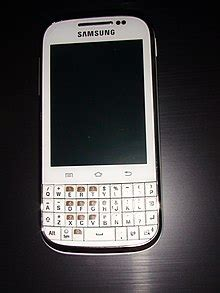 samsung galaxy chat wikipedia