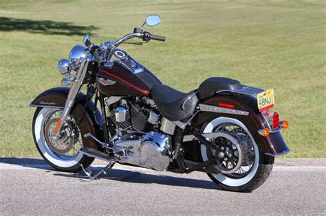 86 Best Images About Harley Davidson Softail Deluxe On