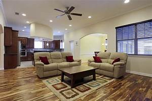 Living room captivating recessed lighting