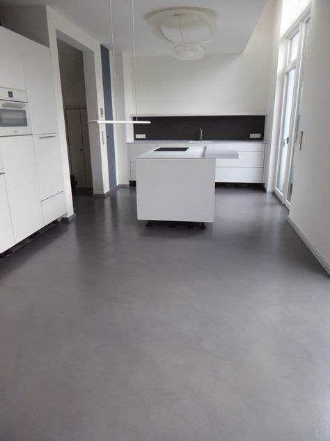 fertiger boden granolithic flooring kitchen