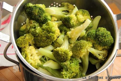 cuisiner le brocolis frais recettes brocolis frais