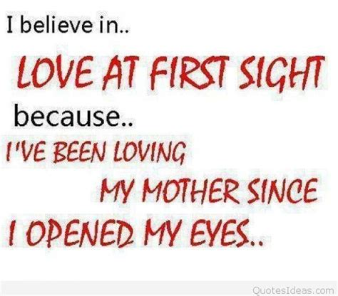 cartoon love mom quote