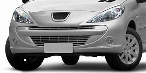 Spoiler Lateral Peugeot 207 Xr Xrs 09 10 11 12 13 2014