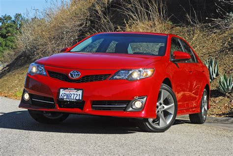 2012 Toyota Camry Se V6 Sport Review & Test Drive