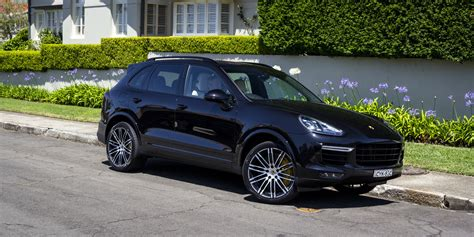 2016 Porsche Cayenne Turbo S Review | CarAdvice