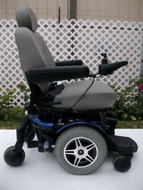 jazzy 600 wheelchair