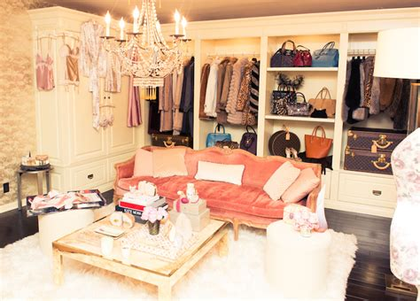 Rosie B Home Interiors : French Dressing Room