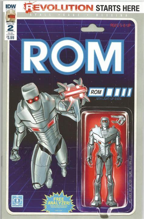 Rom 02revolution Rom Seriesgi Joe Comic Book Archive