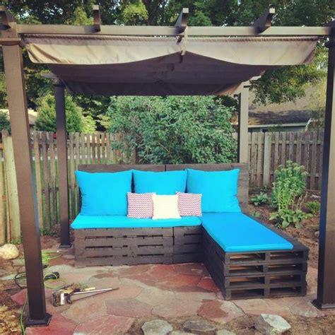canape d angle exterieur salon de jardin en palette le mobilier extérieur écolo