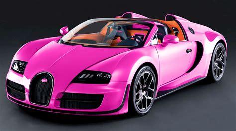 Sexy Vitesse Sports Car Bugatti Fast Pink Vehicles Super