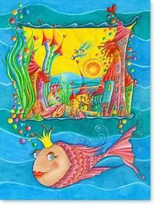 Kinderbilder Fürs Kinderzimmer : aquarellbilder galerie ~ Markanthonyermac.com Haus und Dekorationen