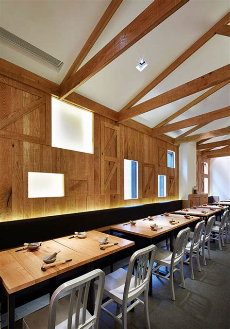 modern   rustic restaurant decor interiorzine
