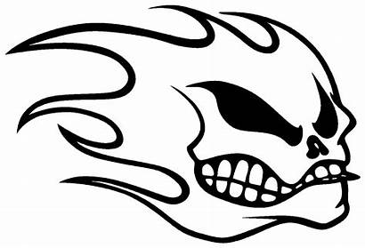 Fear Decal Caveira Adesivo Skull Decals Skully