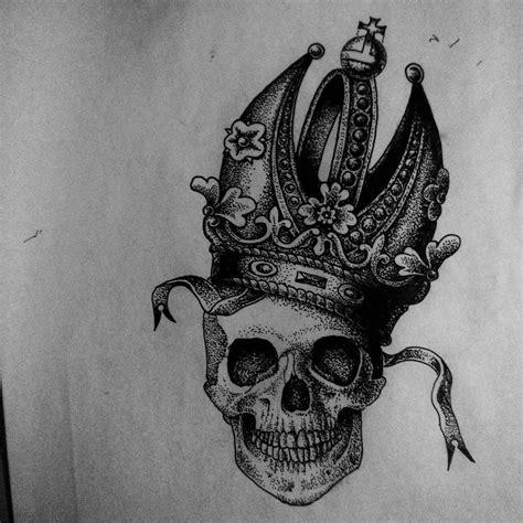 Holy Skull Drawings Draw Sketch Design Tattoodesi