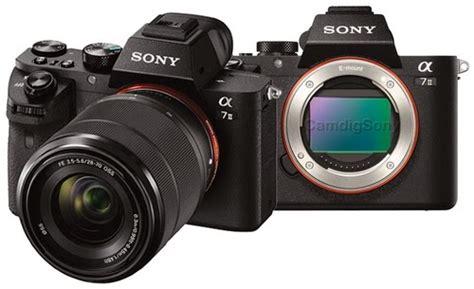 harga kamera mirrorless sony alpha  ii review