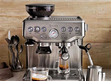Breville Barista Express Review   The Editor's Choice 2017