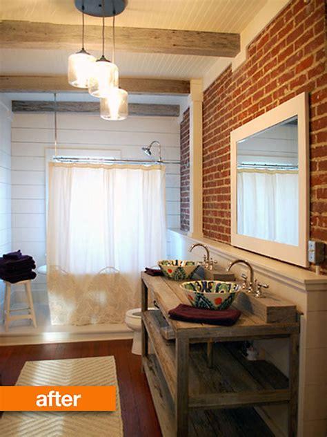 Rustic Chic Bathroom Ideas by Rustic Chic Bathrooms Rustic Crafts Chic Decor