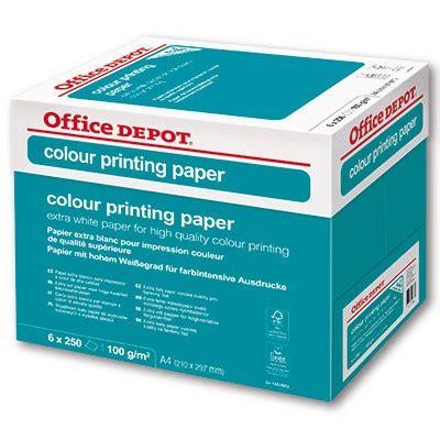 office depot color printing kancel 225 rsky papier office depot colour printing a4 90 g