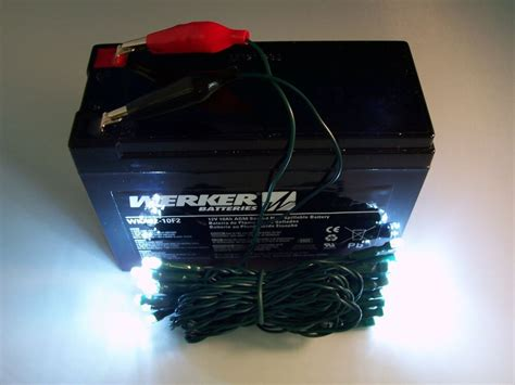led batterie 12 volt led fishing lights battery powered bright led lights ebay