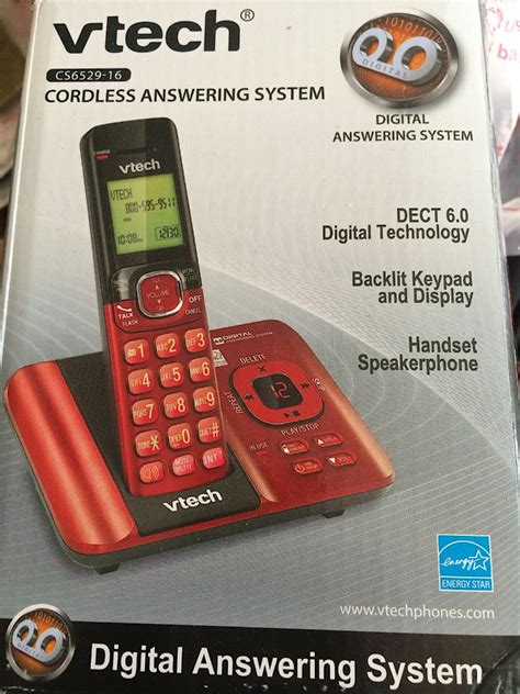 vtech phone battery s day vtech dect 6 0 cordless phone system
