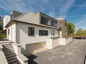 maison contemporaine 6 chambres en vente a uccle belgique With entree exterieur maison moderne 6 maison moderne avec une magnifique piscine interieure