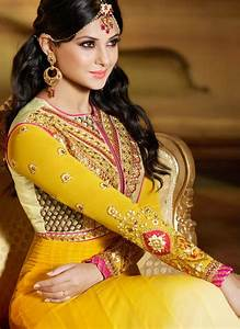 Jennifer Winget In White Salwar Kameez | www.pixshark.com ...