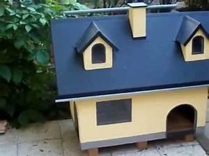 Katzenhaus Selber Bauen : selbstgebautes katzenhaus youtube ~ A.2002-acura-tl-radio.info Haus und Dekorationen
