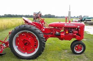 Farmall Super A Tractor Diagram