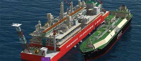 department  energy grants pangea lng export