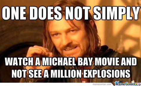 Michael Bay Memes - michael bay by brianstewie meme center