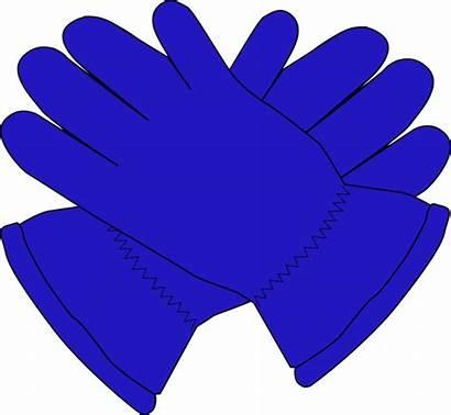 Gloves Clip Clipart Purple Sara Domain Envelope