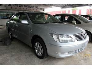 Toyota Camry 2002 E 2 0 In Penang Automatic Sedan Silver