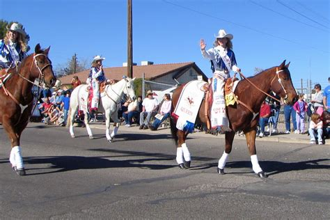 gold rush days celebration  rodeo  wickenburg arizona