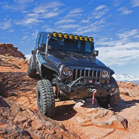 kc light bar jeep jk lights road lights kc hilites