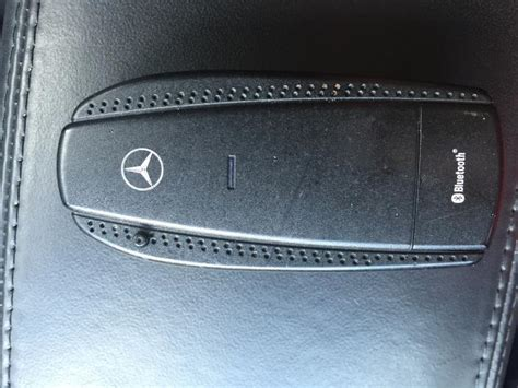 I have the my iphone 4g paired and can make and receive calls. Bluetooth adapter - Mercedes-Benz Forum