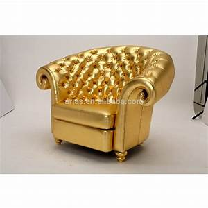 sofa gold vinci sofa bed in gold made thesofa With gold leather sectional sofa