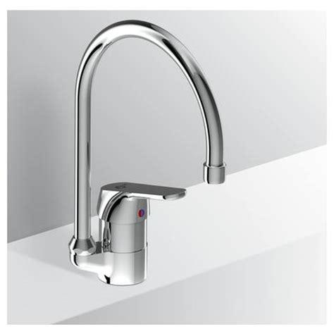 rubinetti ideal standard cucina rubinetto miscelatore per lavello cucina cromo ideal