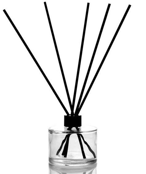 ขวดน้ำหอมแก้วใสทรงกลมขวดกระจายน้ำหอม 200 มล