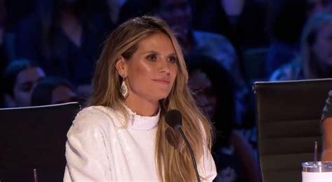 Heidi Klum America Got Talent Wiki Fandom Powered