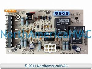 York Luxaire Furnace Control Board 1139