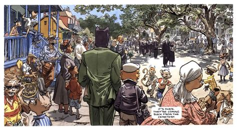 after you ve a novel blacksad something 39 s out there