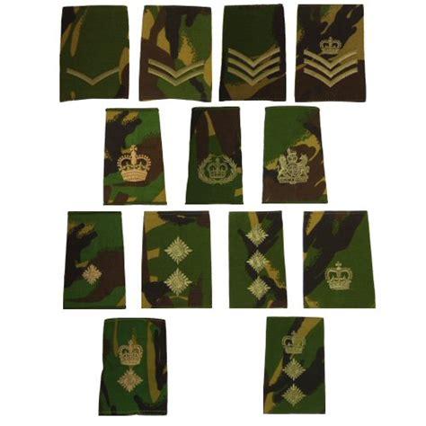 Or Ranks British Army Uk Military Ranks Chart Www Proteckmachinery Com