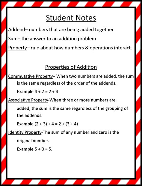 Mrs Hill's Perfect Pirates Properties Of Addition